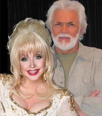 Kenny Rogers and Dolly Parton - #1 Tribute